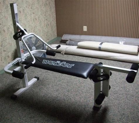 weider crossbow fitness machine flex 110 home exercise