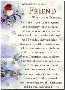 remembering a special friend at christmas time pictures