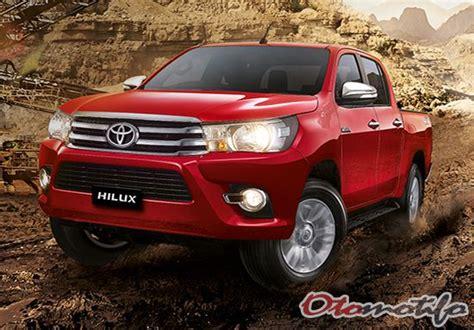 Harga Mobil Toyota Hilux harga toyota hilux 2018 spesifikasi cabin single