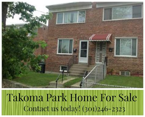 takoma park dc home for sale