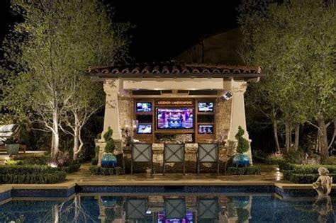 backyard sports bar backyard resort in orange county landscaping network