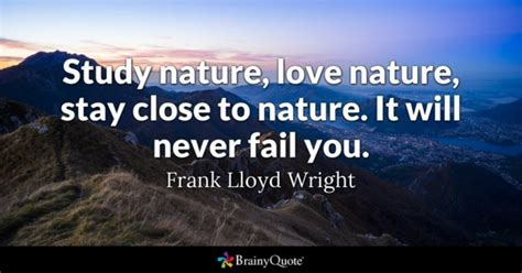 wedding quotes nature study nature nature stay to nature it will