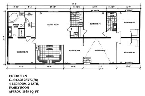 double wide mobile homes floor plans and prices double wide mobile home floor plans double wide homes com