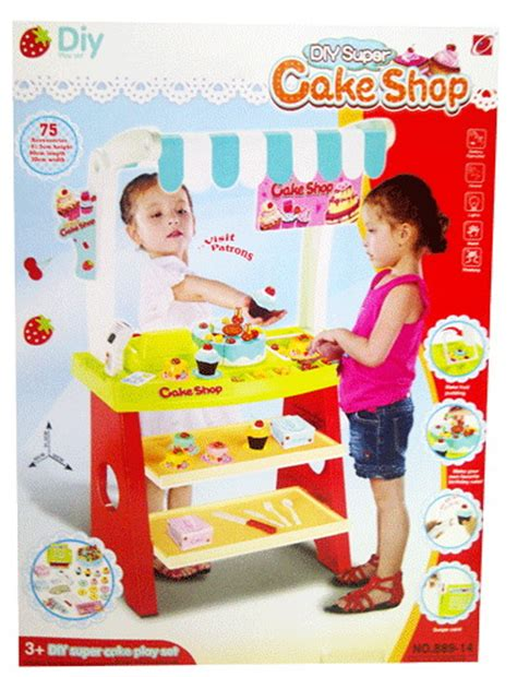 Cake Shop Toko Kue Mainan Anak Hobi jual mainan masak masakan 26 cake shop xavier shop