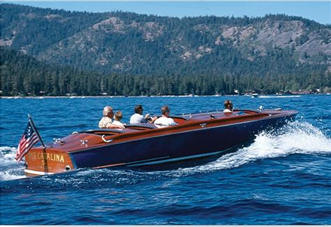 miss catalina speed boats lake tahoe concours a remarkable marque class for 2015