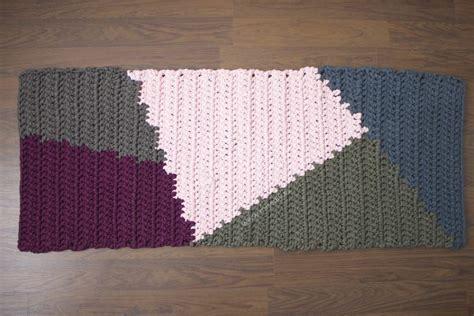 trapillo alfombra rectangular alfombra rectangular de trapillo con tapestry missdiy