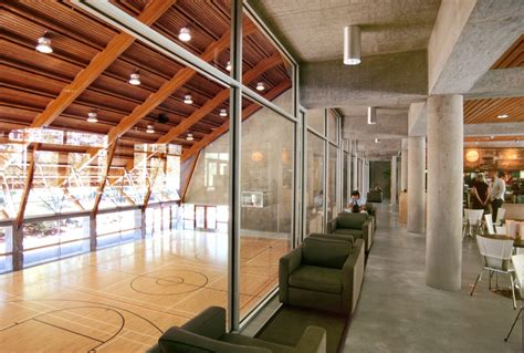 Community Interior Design by Gallery Of Gleneagles Community Center Patkau Architects 4