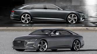 A8 Audi Coupe 2017 Audi A8 Avant Vs Coupe