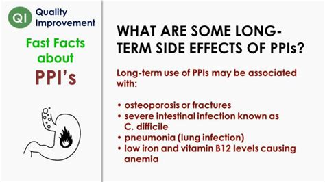 Side Effects Of Proton Inhibitors by Proton Inhibitors Or Ppi Meds Side Effects In The