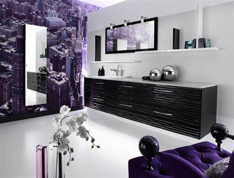 Badezimmer Deko Violett by Lila Badezimmer Innendesign Ideen
