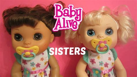 Baby Alive Baby Real baby alive real surprises doll unboxing baby alive