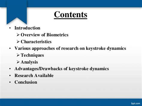 keystroke pattern analysis keystroke dynamics