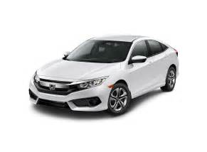 honda civic sedan at family honda