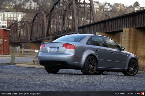 Audi Rs4 2008 by Audi Rs4 2008 Review Amazing Pictures And Images Look