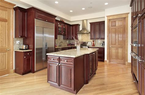 Cherry And White Kitchen Cabinets by White Granite Countertops Colors Styles Designing Idea