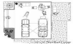 Garage Shop Floor Plans by Small Garage Shop Plans Garage Shop Floor Plans Floor