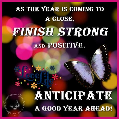 year  coming   close finish strong  positive pictures   images
