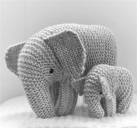 elephant knitting pattern elephant knitting patterns in the loop knitting