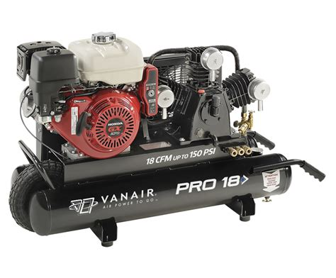 engine driven systems vanair