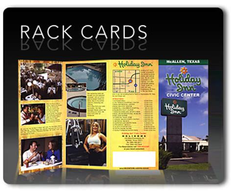 Vista Print Rack Cards by Rack Cards Exciting Uses And Finding New Kinds