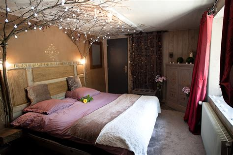 chambre nuit awesome romantique chambre photos design trends