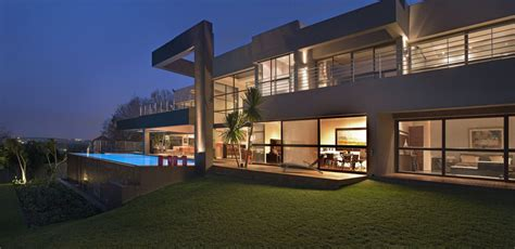 modern luxury homes modern luxury home in johannesburg idesignarch