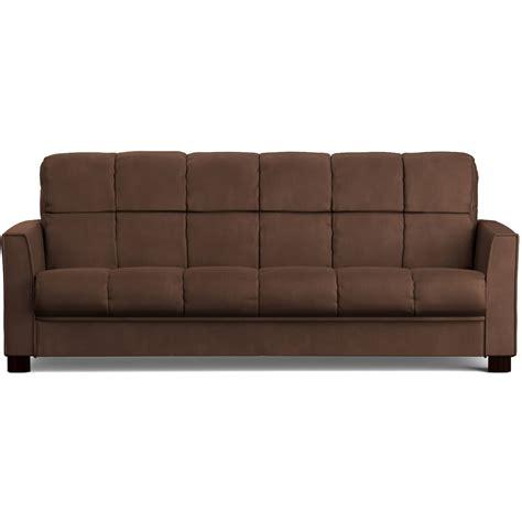 mainstays sleeper sofa mainstays baja microfiber futon sofa sleeper bed alpial