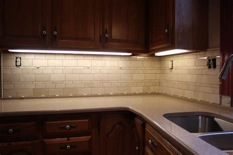 How To Install Backsplash In Kitchen Installing A Kitchen Tile Backsplash
