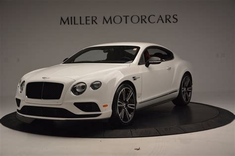 bentley 2017 white 2017 bentley continental gt v8 s greenwich ct