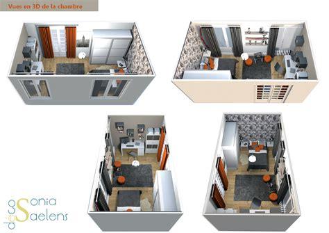 d馗o chambre gar輟n 10 ans projet client relooking d une chambre d ado