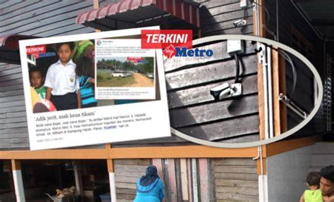 Cctv Rumah Di Malaysia bazookapenaka my suri rumah mati ditikam pembunuh bawa lari perakam cctv