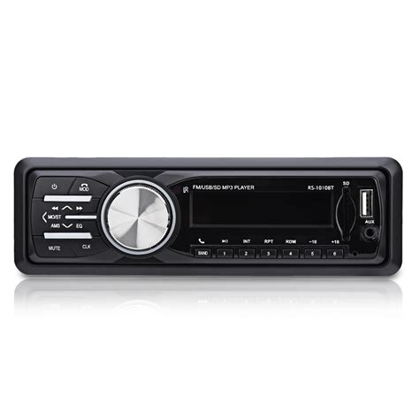 play my music mp rs 1010bt car bluetooth hands free call music play stereo