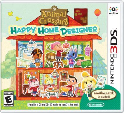 animal crossing happy home designer review the