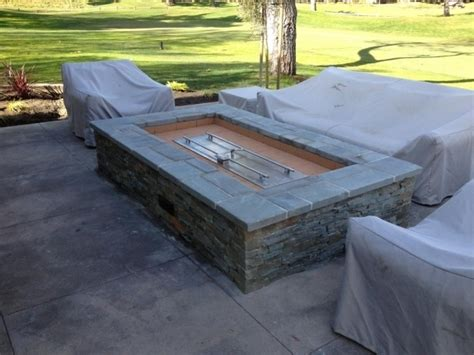 How To Build A Gas Pit In Your Backyard by Build Your Own Gas Pit Pit Ideas