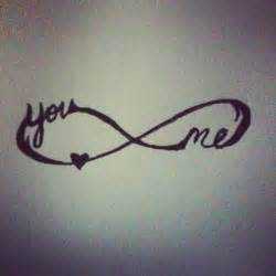 Infinity And Me Tattoos Beautiful Image 574785 On Favim