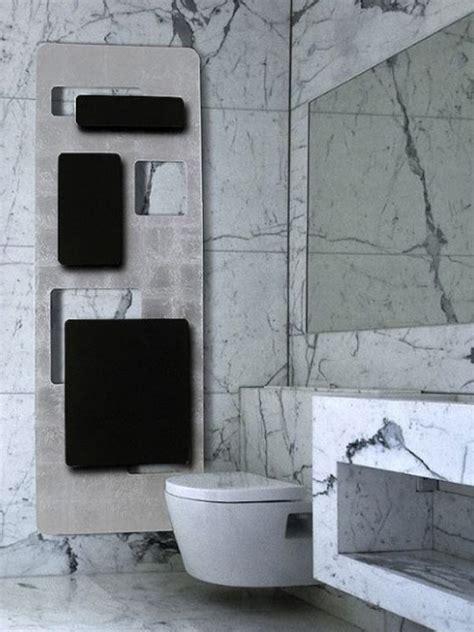 modern radiators in living room design