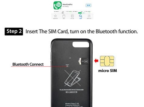 dual sim card power jacket  iphone