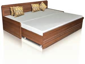 spacewood metro slider bed with mattress price in india