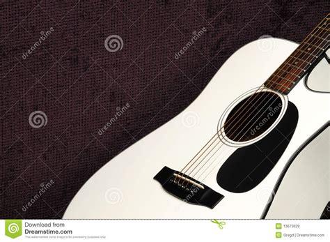 imagenes guitarras blancas guitarra ac 250 stica blanca im 225 genes de archivo libres de