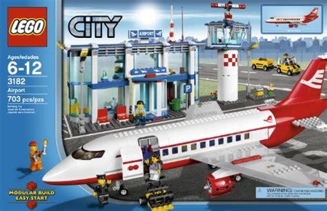 lego airport tutorial city lego city airport instructions 3182 city