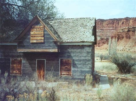 House On The Prairie by Free Abandoned House On The Prairie Stock Photo