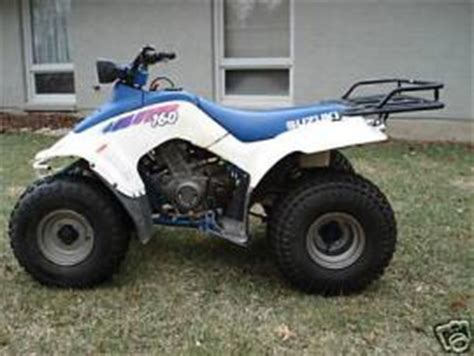 Suzuki 160 Atv Cost To Ship 1992 Suzuki Quadrunner 160 Runner