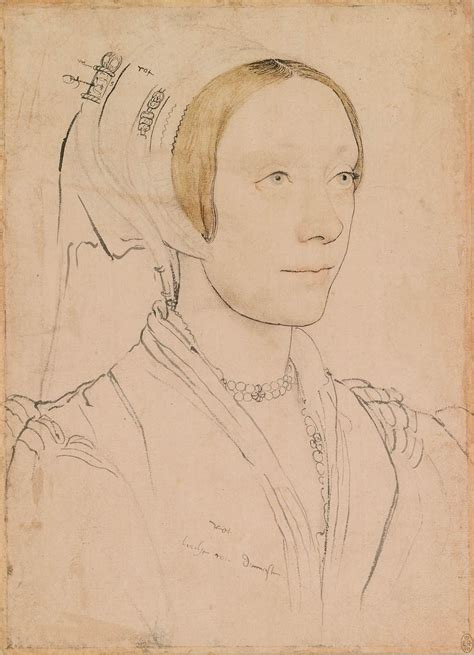 hans holbein the younger 1497 8 1543 an unidentified woman