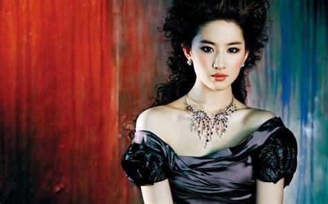 china actress wallpaper liu yifei chinese actress wallpapers hd wallpapers id