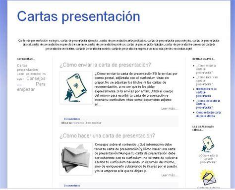 Modelo Curriculum Vitae De Una Empresa Modelo De Carta De Presentaci 243 N De Una Empresa Ejemplos De