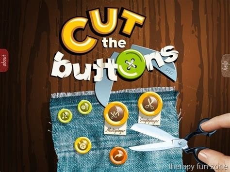 Apple App Giveaway - cut the buttons ipad app giveaway therapy fun zone