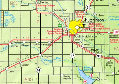 What County Is Hutchinson Kansas In File Map Of Reno Co Ks Usa Png Wikimedia Commons