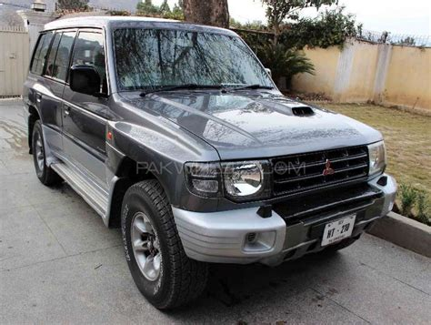 mitsubishi pakistan mitsubishi pajero 1998 for sale in swat pakwheels