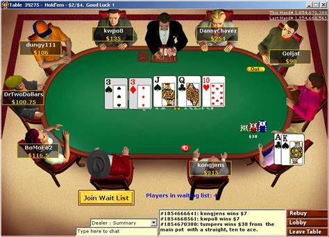 poker   play   strategy