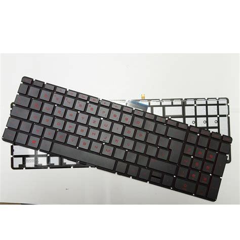 hp omen keyboard lights keyboard for hp omen 15 ax series 15 ax000 15 ax100 15